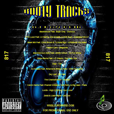 Booty Tracks 817