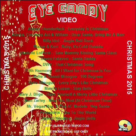 EYE CANDY CHRISTMAS 2015