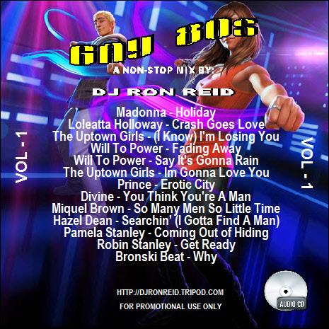 GAY 80s Vol-1