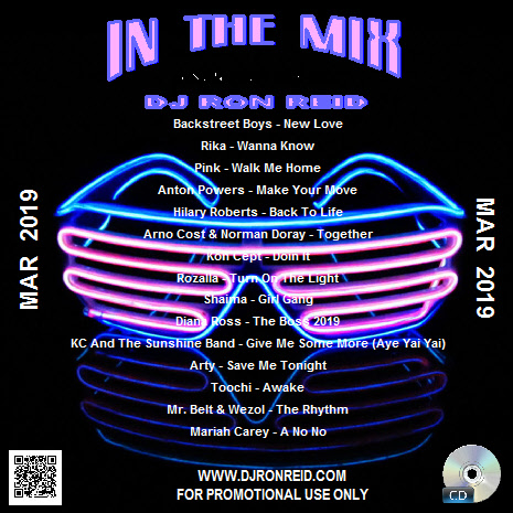IN THE MIX MAR 2019