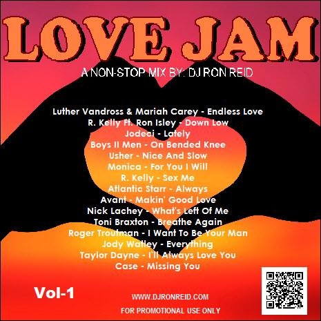LOVE JAM 1